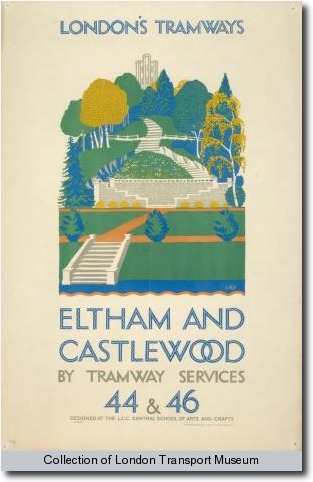 poster_for_trams_to_eltham_and_castlewood_1920_shadow