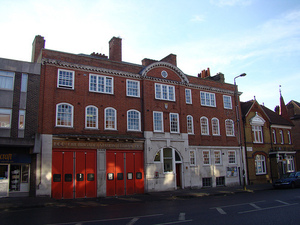 Eltham Fire Station