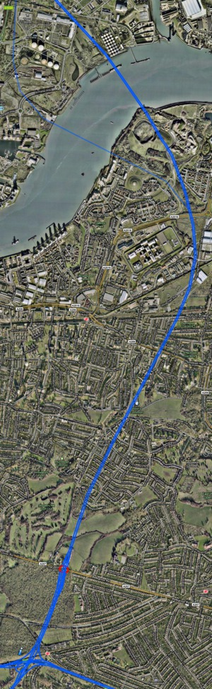 Ringway 2 Proposed Route