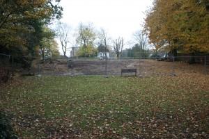 Lilly Pond, Eaglesfield Park November 2011