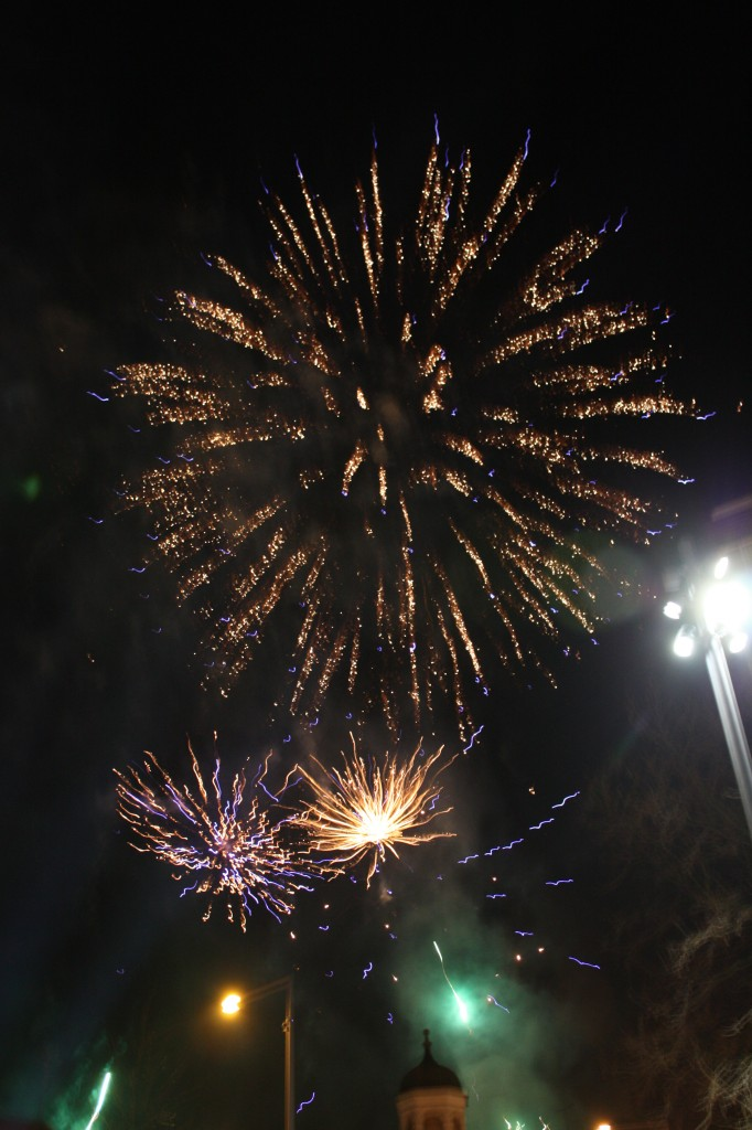 Royal Borough of Greenwich Fireworks Celebration, Woolwich