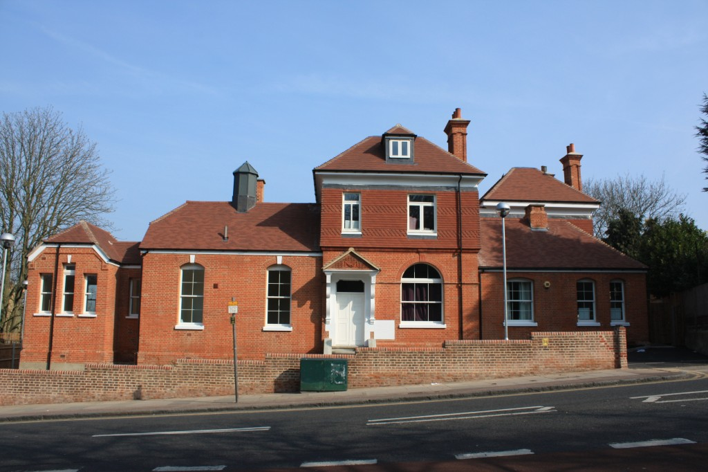 Former Cottage Hospital