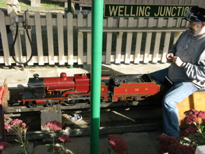 Welling and District Model Engingeering Society