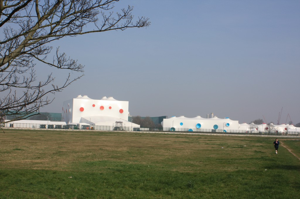 Olympic Shooting and Paralympic Archery venue