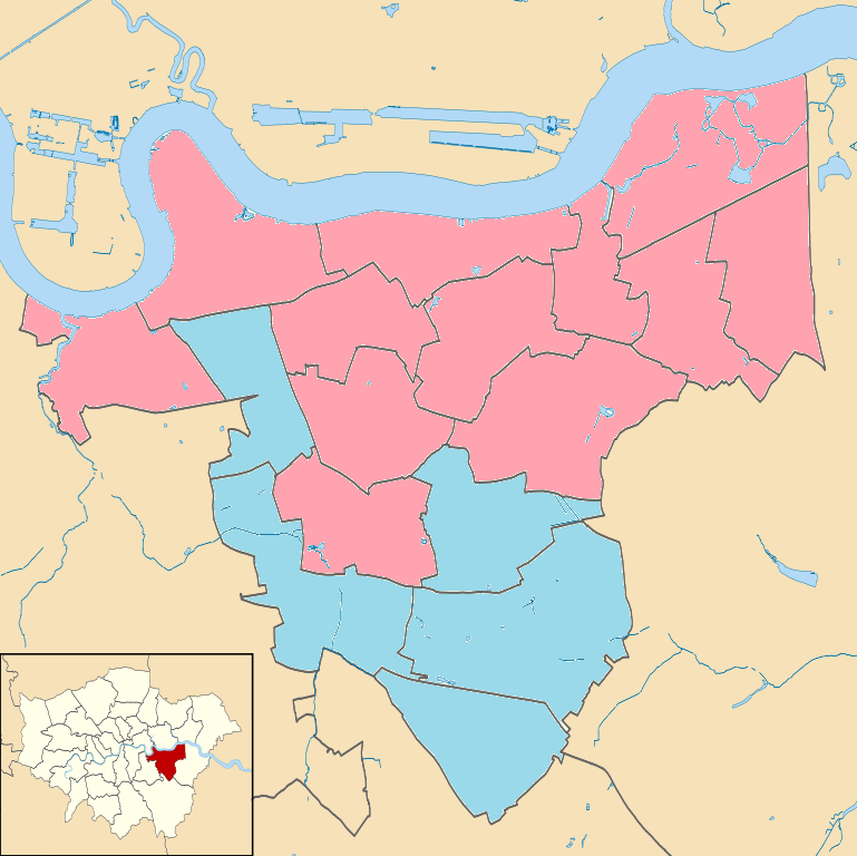 2012 London Mayor Election Results