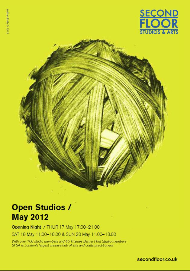 Second Floor Studios & Arts Flyer