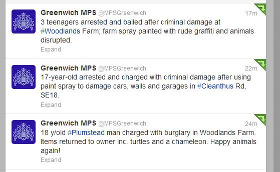 Greenwich MPS Tweets
