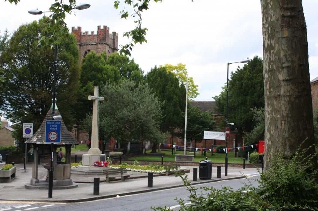 St Lukes Charlton