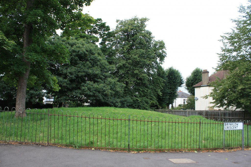 Shrewsbury Tumulus