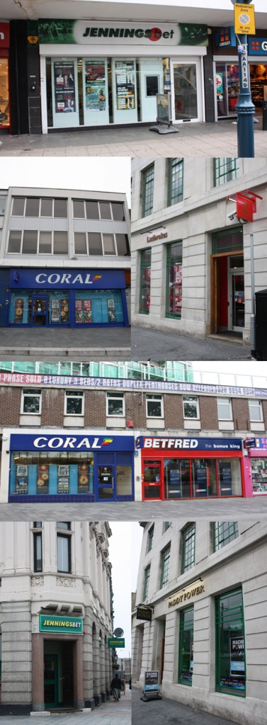 Woolwich Betting Shops