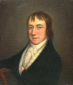 Wikimedia Commons Portrait of William Wordsworth by William Shuter
