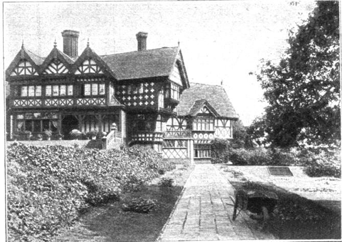 Jackwood House from The Sketch