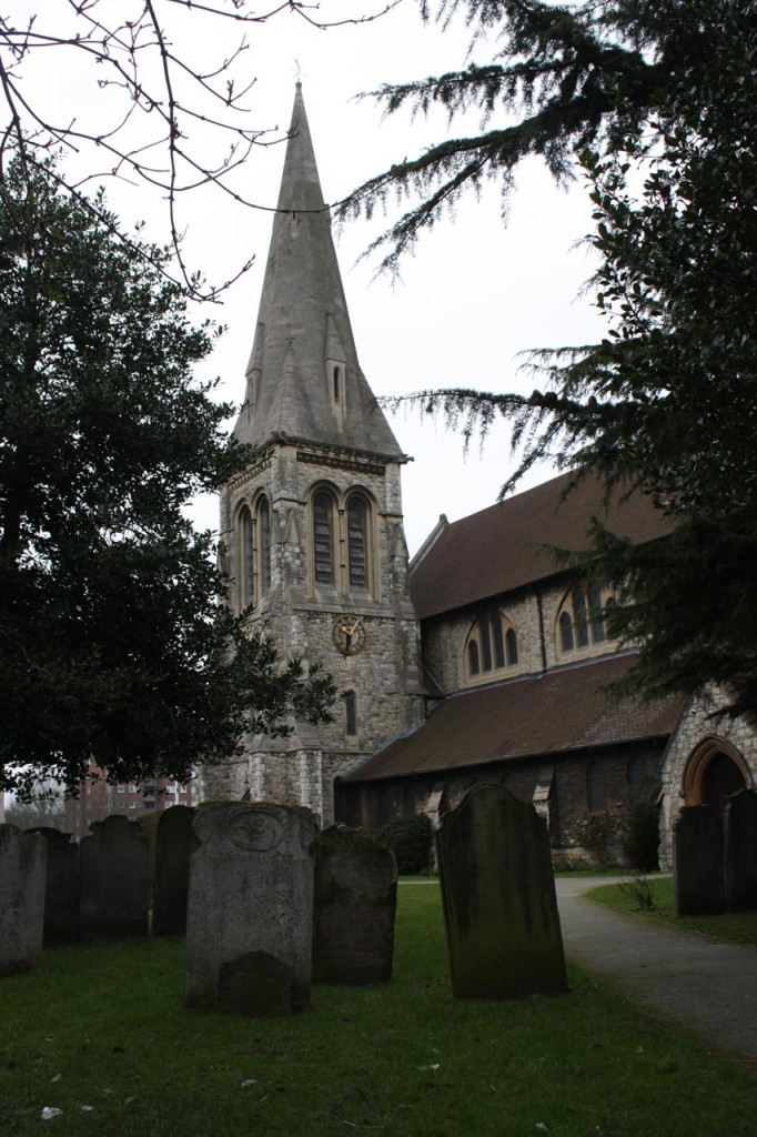 St John the Baptist, Eltham