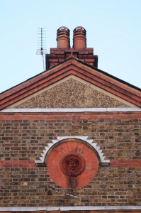 Detail of 145/147 Eglinton Hill