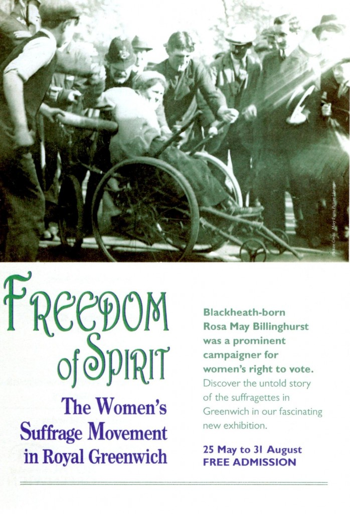 Freedom of Spirit Flyer