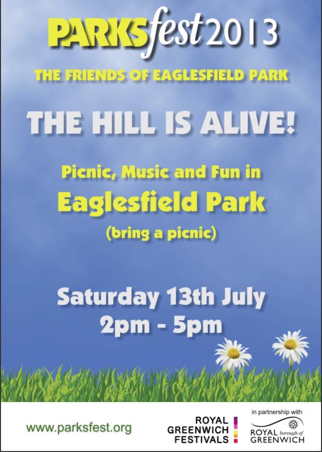 Parks Fest Poster