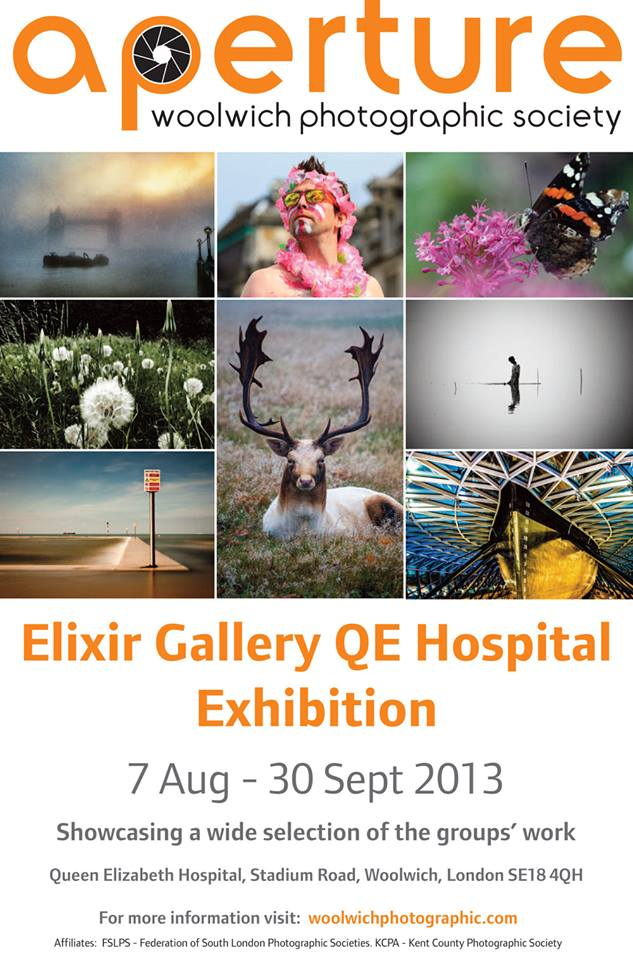 aperture Elixir Gallery poster
