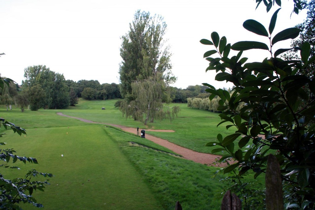 Shooters Hill Golf Course - site of a WWII PoW Camp