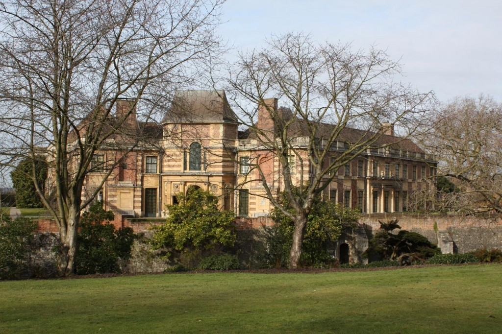 Eltham Palace - first stop on the Unknown delights and gems in South East London walk