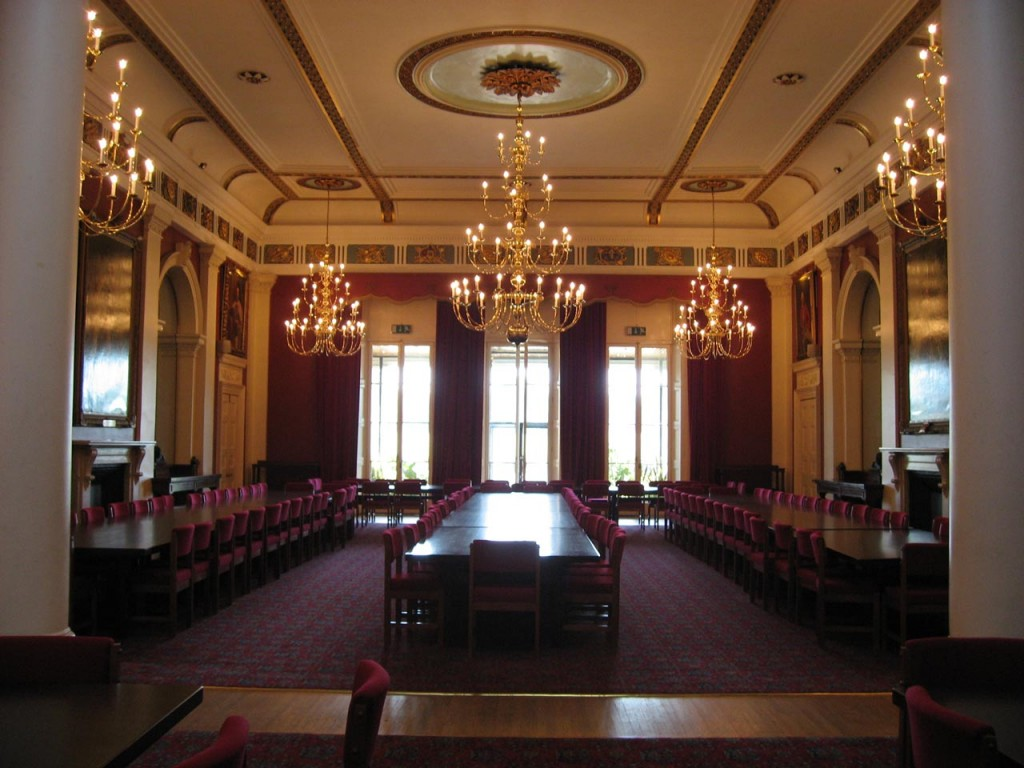 Officers Mess at the Royal Artillery Barracks - not in this year's Open House