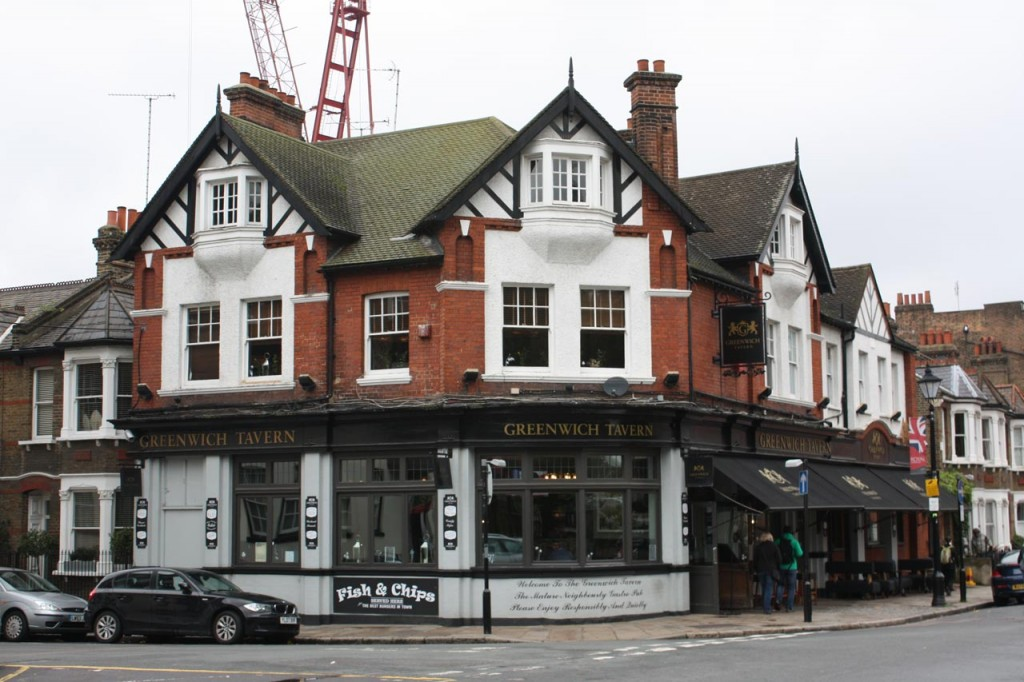 The Greenwich Tavern