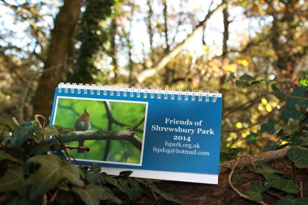Shrewsbury Park 2014 Calendar