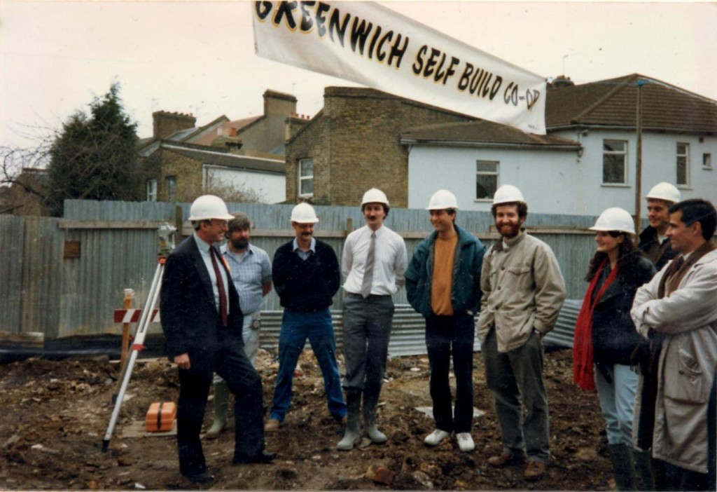Official opening with MP Nick Raynsford March 16th 1993