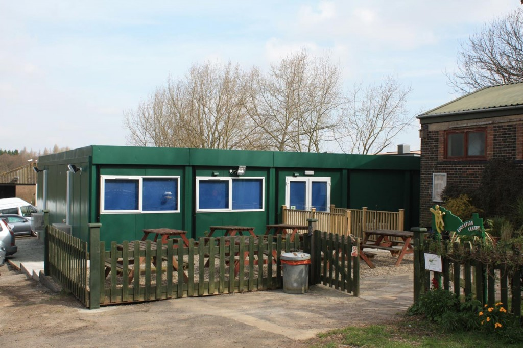 Woodlands Farm's new Education Centre