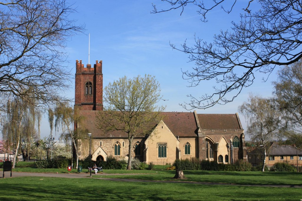 Church of St Nicholas Plumstead