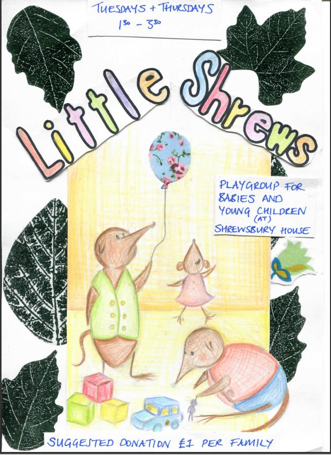 Little Shrews leaflet
