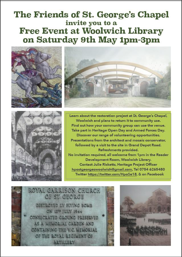 St Georges Chapel Flyer May 2015