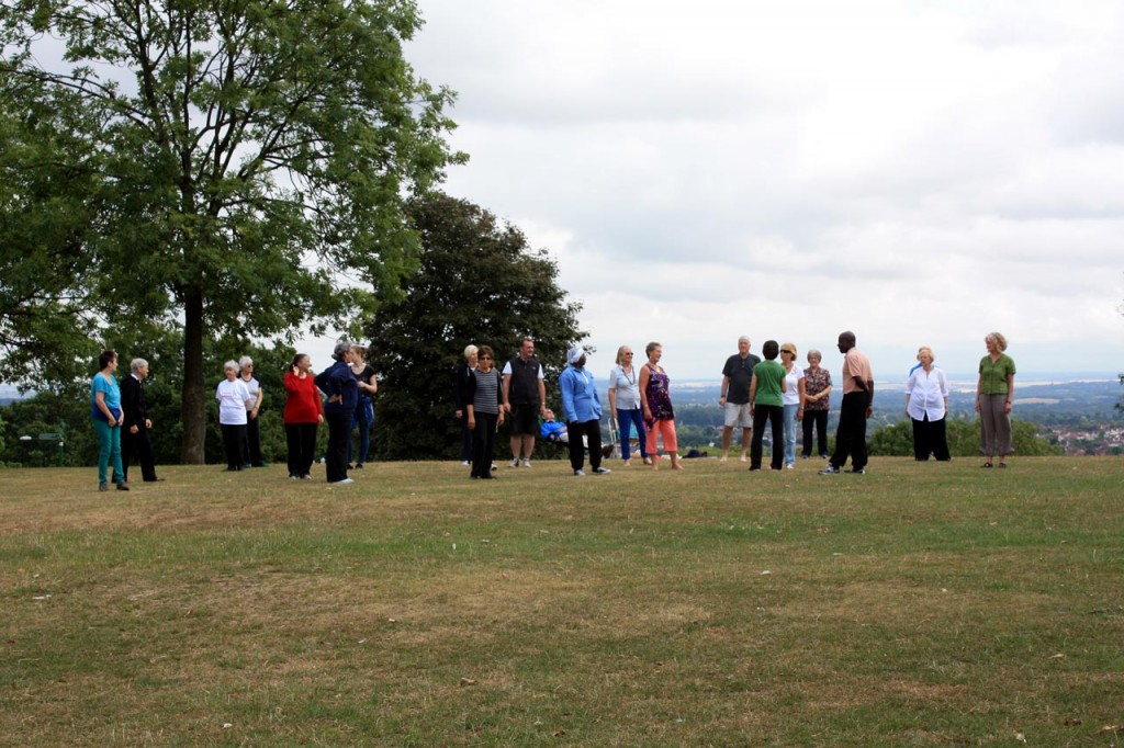 Tai Chi in Eaglesfield Park