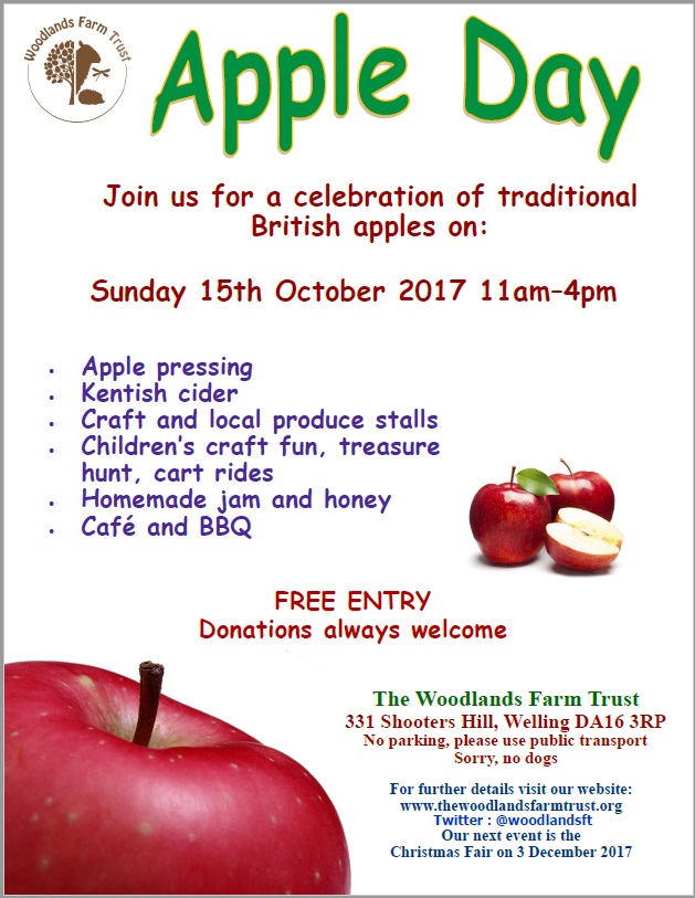Apple Day Poster 2017 colour A4