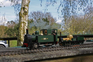 Welling and District Model Engineering Society public running